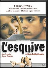 DVD ZONE 2--L'ESQUIVE--KECHICHE/FORESTIER/ELKHARRAZ