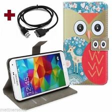 Unbranded/Generic Patterned Mobile Phone Cases, Covers & Skins for Samsung with Storage Compartment
