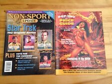 non-sports update # 6 ,1998 star trek cover