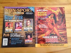 non-sports update # 6 ,1998 star trek cover