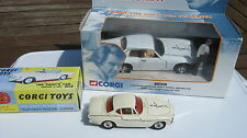 CORGI 258   THE SAINTS CARS FROM 1965-70 & 2002 ORIGINAL / 258=GOOD  REPRO BOX