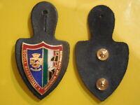 Distintivo da taschino battitasca scuola marescialli e brigadieri carabinieri
