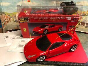 New Bright Ferrari 458 Italia Radio Controlled car model