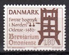 Denmark - 1982 500 years printing - Mi. 763 MNH