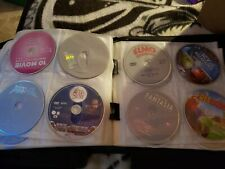 variety of loose dvds