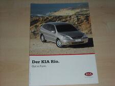 59269) Kia Rio Prospekt 2004