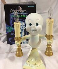 Casper The Friendly Ghost Candelabra Halloween Decoration Vintage 1996