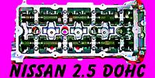 FOR NISSAN ALTIMA FRONTIER SENTRA 2.5 DOHC CYLINDER HEAD CAST#8H3 02-08 REBUILT