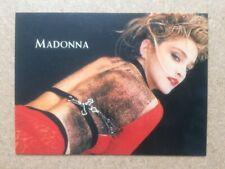 More details for madonna original vintage postcard (p)