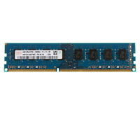 4GB 4G DDR3 PC3-12800U 1600MHz 2Rx8 240PIN DIMM RAM Desktop Memory For Hynix @3