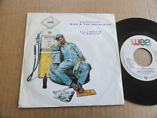 """DISQUE 45T DE MIKE & THE MECHANICS  """" ALL I NEED IS A MIRACLE """""""