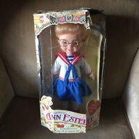 Playmates Mary Engelbruit's Ann Estelle Target Doll Schoolgirl Sailor Uniform