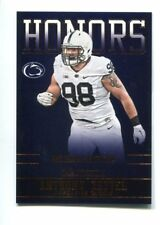 ANTHONY ZETTEL 2016 Panini Collegiate Collection Honors INSERT PENN STATE Lions