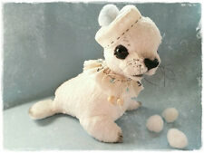 Sewing Pattern , 5,9 x 9,8 Inch Seal