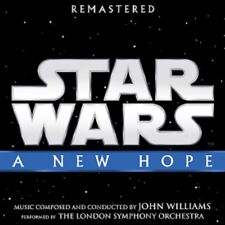 John Williams - Star Wars - A New Hope - New Remastered CD