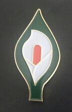 Easter Lily pin badge 1916 Rising Irish Ireland IRA 35mm