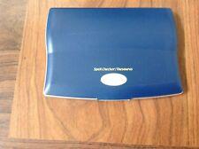 Seiko Wp1500 Multi-Purpose Spell Check, Thesaurus, Directory Calculator Mib
