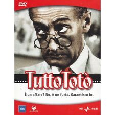 DVD TUTTO TOTO' E' UN AFFARE? NO, E' UN FURTO. GARANTISCO IO 8033309011615