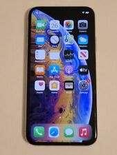 New listing Apple iPhone Xs - 64Gb - Silver (At&T) A1920 (Cdma + Gsm)