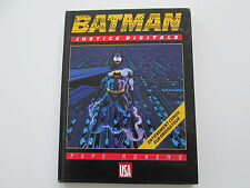 BATMAN JUSTICE DIGITALE EO1990 BE/TBE PEPE MORENO EDITION ORIGINALE