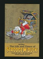 The Life and Times of Scrooge McDuck Vol.2, By Don Rose (Hard Cover)