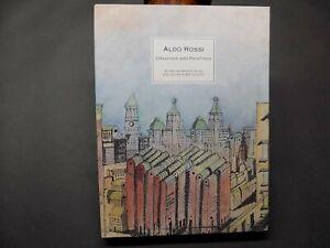 ALDO ROSSI Drawings and Paintings Morris Adjmi Giovanni Bertolotto