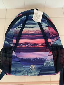 Ivivva set to focus backpack girls Lululemon bag NEW!