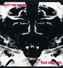 "MOTT THE HOOPLE ""MAD SHADOWS"" ORIG FR 1970 HARD ROCK RARE"