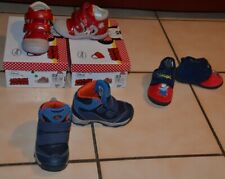 Chaussures fille t22 et T 23 Minnie Tchoupi neuf , randonnée Mc Kinley TBE