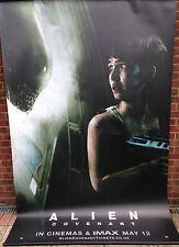 Cinema Banner: ALIEN COVENANT 2017 (Doorway) Michael Fassbender