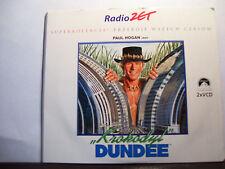 KROKODYL DUNDEE 2xVCD digipack Paramount 1986/'05 Limitet Special Edition