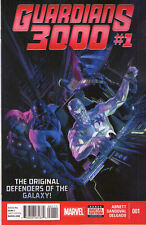 GUARDIANS 3000 #1 - Marvel Now! - New Bagged