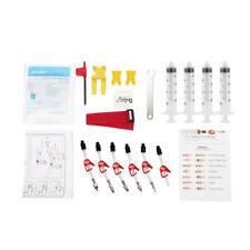 Bicycle Hydraulic Brake Bleed Tool Kit For Shimano Tektro SRAM AVID DOT HAYES SD