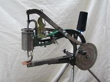 Hand Cobbler Shoe Repair Machine Dual Cotton Nylon line Sewing Machine fast