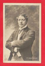 EDWARDIAN  POSTCARD  -  ACTOR  -  MR.  LEWIS  WALLER  -  1905