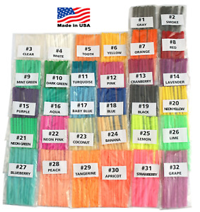 1056 pcs Dental Orthodontic Elastic Ligature Ties Bands for Brackets 32 Colors