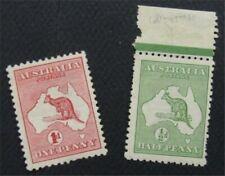 nystamps British Australia Stamp # 1.2 MOGH  O22x1718