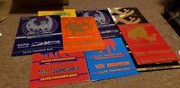 Lot of Pokemon TCG Elite Trainer Box Cardboard Covers Posters Sun Moon X Y