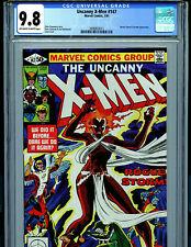 Uncanny X-Men #147 CGC 9.8 NM+ Marvel Comics 1981 Amricons B22
