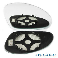 Spiegelglas für SEAT ALTEA 2004-2008 rechts konvex elektrisch beheizbar