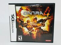 CONTRA 4 - NINTENDO DS **EXCELLENT CONDITION**