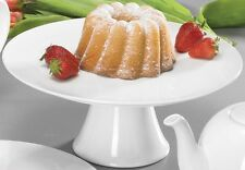 """plateau pour gâteau """"TIPICO ITALIANO"""" 30x12,5 cm porcelaine avec pied"""