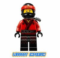 LEGO Ninjago Minifigure - Kai - Ninjago Lego Movie njo316 FREE POST