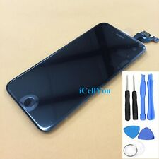 "Black LCD Touch Screen Display Digitizer Assembly for iPhone 6 4.7"" + Tool Kit"