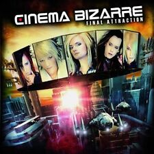 Cinema Bizarre Final attraction (2007) [CD]