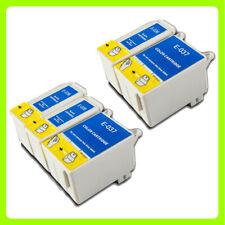 5 Ink Cartridges Replace for Epson Stylus C44 C44+ C44UX C44Plus C46