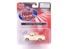 1960 Ford Pickup Corinthian White Ho - Classic Metal Works #30409 vmf121