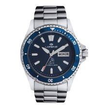 Automatic Lorenz Shark 30009CC Professional Dive Watch 200m Extra Rubber Strap