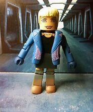 Marvel Minimates GWEN STACY Emma Stone AMAZING SPIDER-MAN  Movie TRU Loose