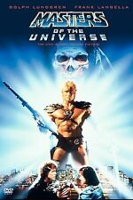 Masters of the Universe (DVD, 2001, Snapcase) Free Shipping!
